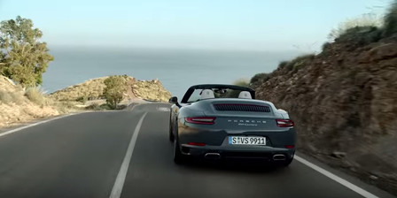The new 911 Carrera – Ever ahead