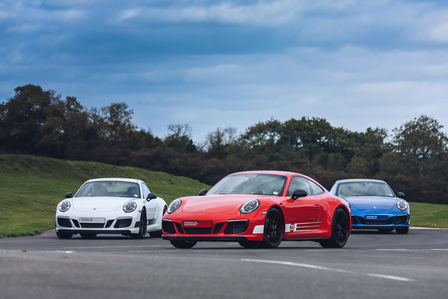 British Racing Legends Edition.