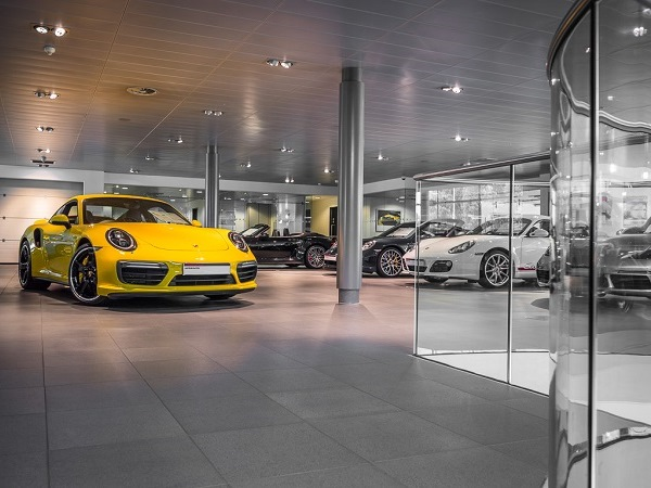 Porsche Centre Portsmouth Approve Pre Owned
