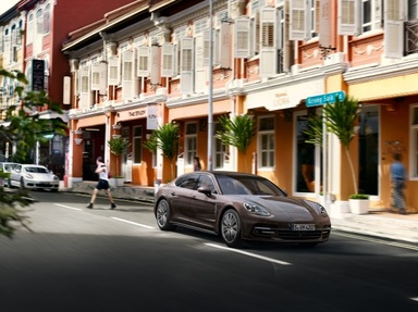 Finance & Business - Finance options for your Porsche